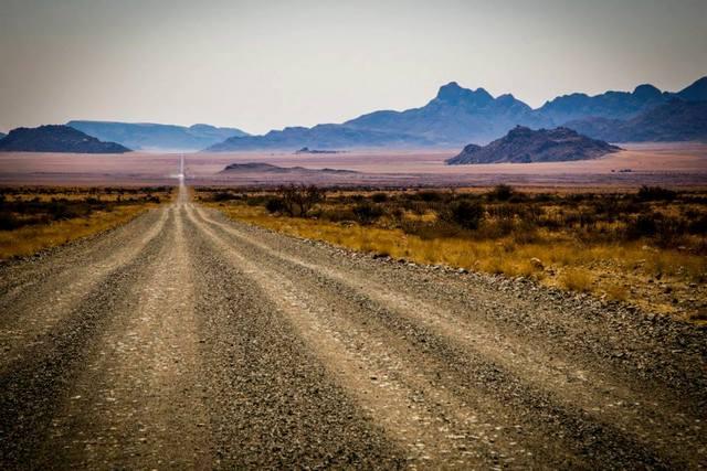 Day 16: Erindi to Windhoek