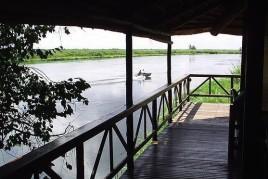 Day 11: Dqae Qare San Lodge to Okavango River