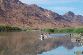 Day 5: On the Orange River