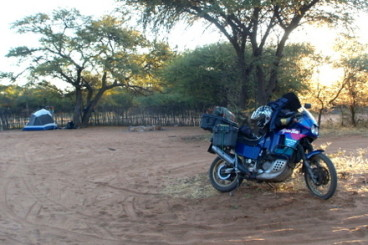 Day 9: Windhoek to Dqae Qare San Lodge