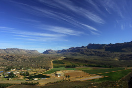 Day 1: Cape Town to Sanddrif