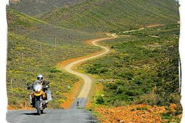 Day 4: Jakkalsdans to Cape Town