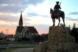 Day 0: Windhoek