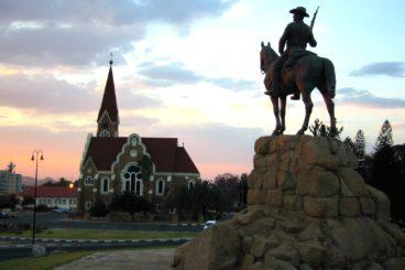Day 0: Windhoek