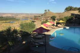 Day 2: Nieuwoudville to the Orange River