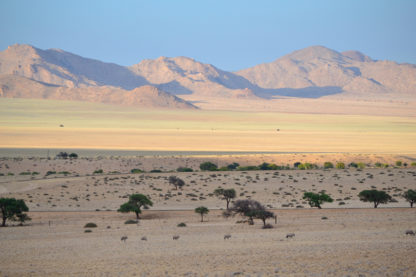 Day 4: Fish River to Aus