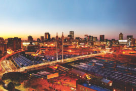 Day 0: Johannesburg