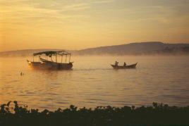 Jinja and Lake Victoria
